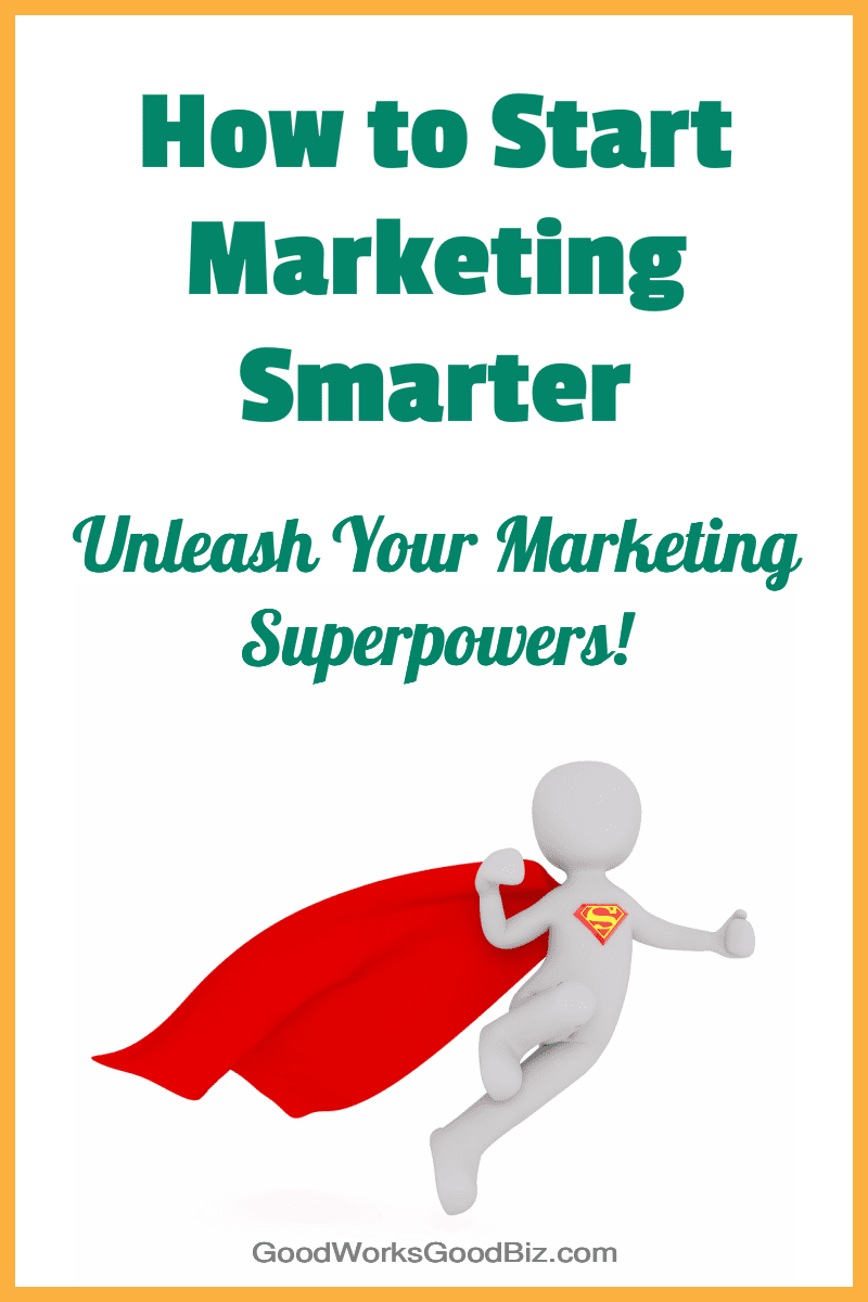 [10X Sales] How to Start Marketing Smarter
