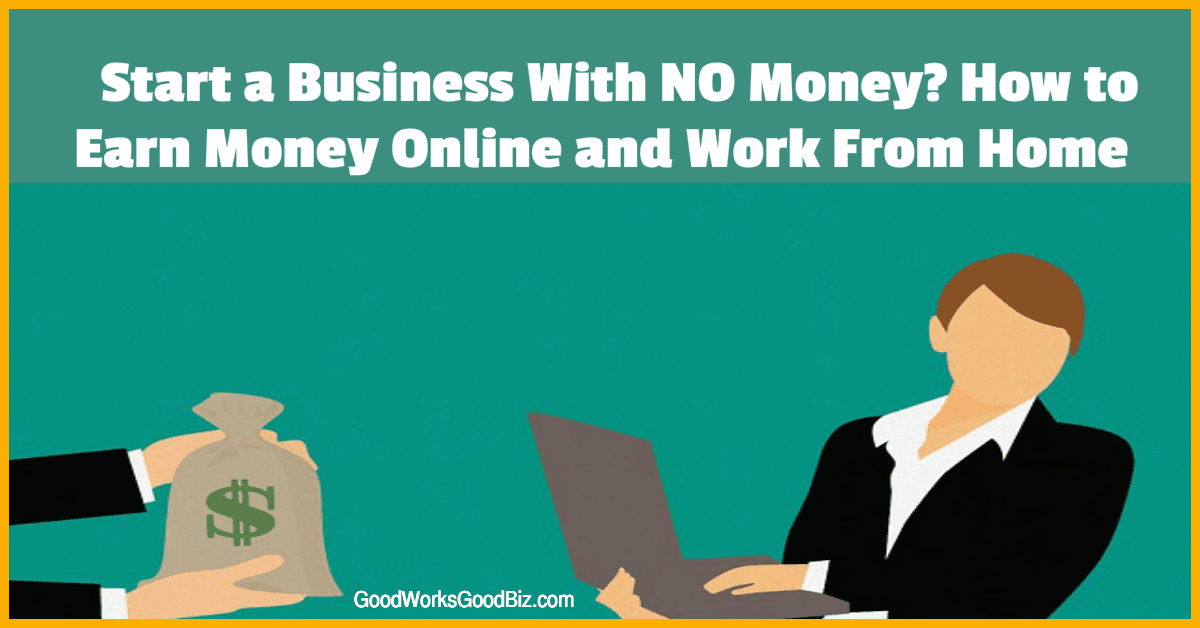 FREE Workshop: Making a Living From Home? How to Earn Money Online and Double Your Income
